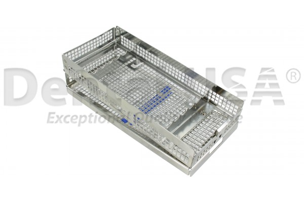 CASSETTES DOUBLE HINGE 6 HOLD SINGLE TALL RACK 90X203X31mm
