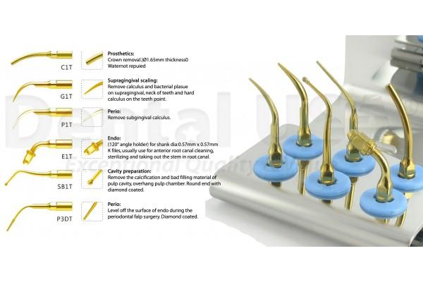 EMS Scaler Multi-use Kit Gold