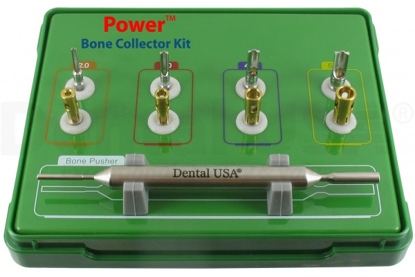 NEVER LOSS BONE COLLECTOR