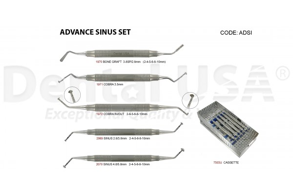 ADVANCE SINUS SET
