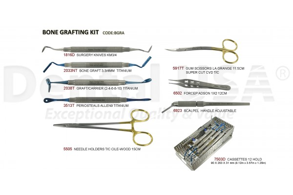 BONE GRAFTING KIT