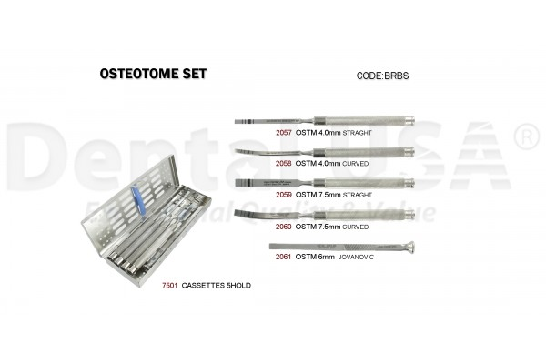 RIDGE BONE SPLIT SET (5EA)