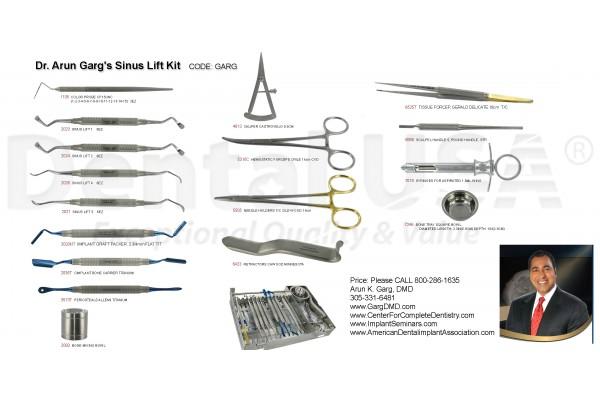 Dr. Arun Garg's Sinus Lift Kit