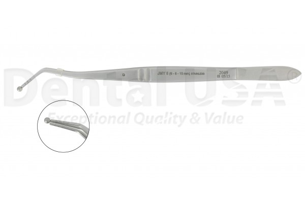 MEMBRANE, TWEEZERS, TISSUE FORCEPS IMPLANT   IMS-4