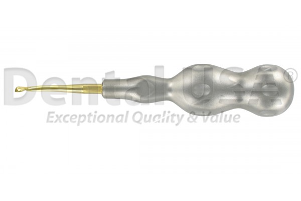 POWER TWIST  PERIOTOME 4mm  ANTERIOR, TWSTR-R GOLD COATED TIP