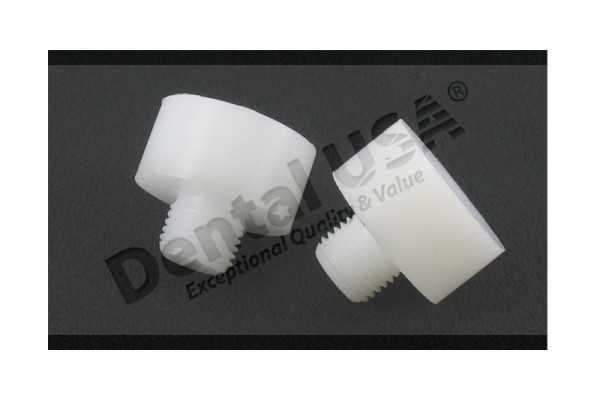 MALLET MEAD MINI, PLASTIC REPLACEMENT TIP, SET OF 2