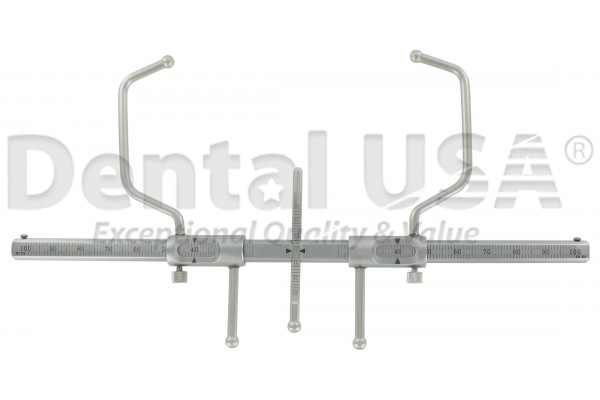 GAUGE ZYGOMA.COSMETIC SURGERY/IMPLANT BONE CALIPER