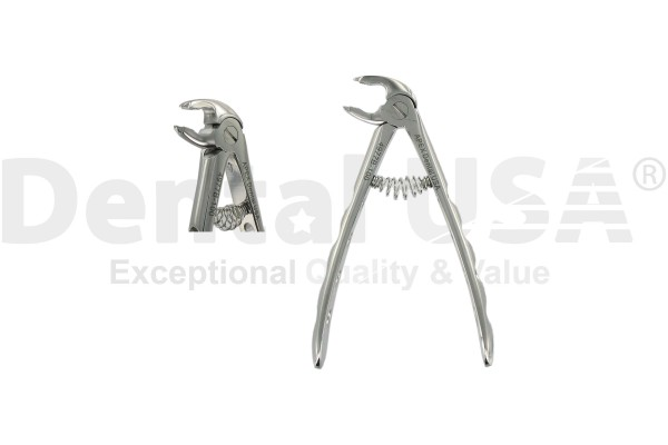 PEDO FORCEPS  F4 LOWER ANTERIOR