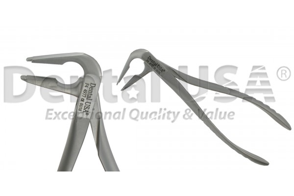 EXTRACTION FORCEPS F4 LOWER ANTERIORS