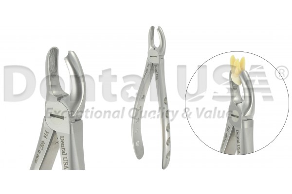 EXTRACTION FORCEP F14 UPPER MOLARS LEFT