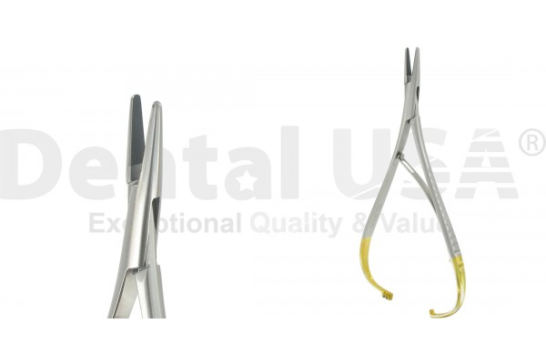 NEEDLE HOLDERS MATHIEU 14CM T/C