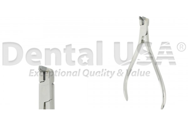 """ORTHODONTICMini Distal End Cutter w/Safety Hold Max wire size .020"""",.018"""" x .025"""""""