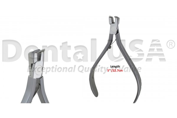 """ORTHODONTIC DISTAL END CUTTER, T/C Max. soft wire .020"""""""