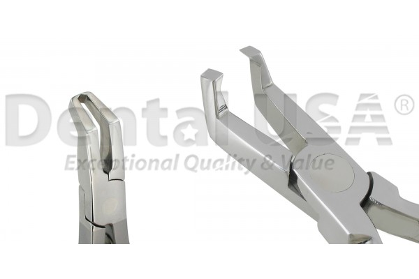 ORTHODONITC PLIER BRACKET REMOVERS ANGLED