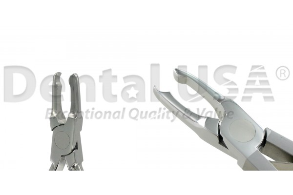 ORTHODONTIC PLIER CONTURING