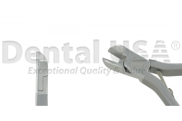 ORTHODONTIC CUTTER HARD WIRE STR T/C,  Max. wire size  .028""