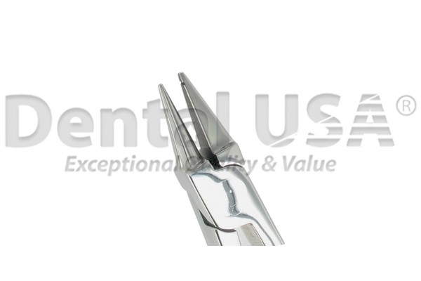 ORTHODONTIC PLIER BIRD BEAK, 1 GROOVE