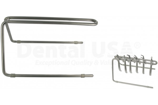ORTHODONTIC INSTRUMENTS RACK