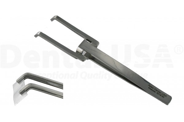 MATRIX FORCEPS SECTIONAL, DOUBLE JAW. TWEEZERS / TISSUE FORCEPS
