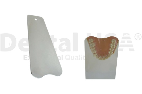 Photographic Stainless steel Mirrors Adult Occlusal