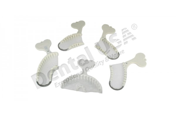 FISH BONE TRAY - SET OF 5 (1 OF EACH)