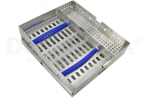 SURGICAL / UTILITY CASSETTES- 203 x 177 x 32 mm