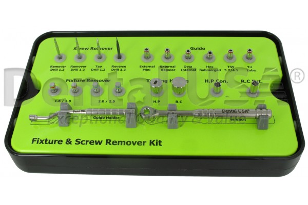 SCREW & FIXTURE REMOVER KIT