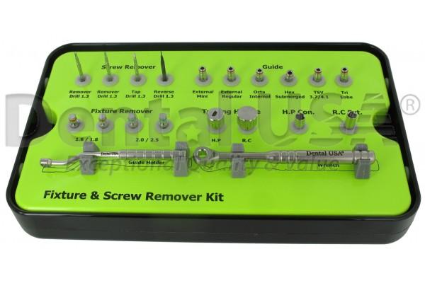 SCREW & FIXTURE REMOVER KIT