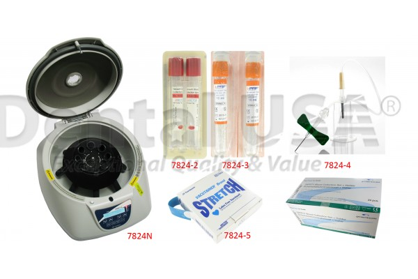 NEW EASY COMPACT DESIGN PRF / RGF CENTRIFUGE WITH ACCESSORY