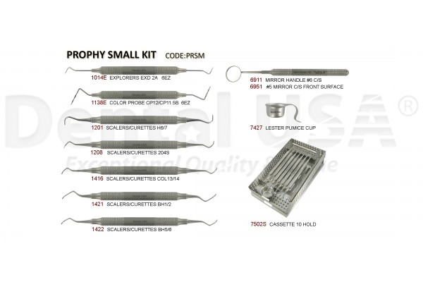 PROPHY SMALL KIT