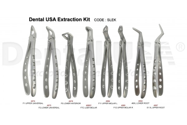 DENTAL USA EXTRACTION KIT