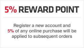 5% Reward Point